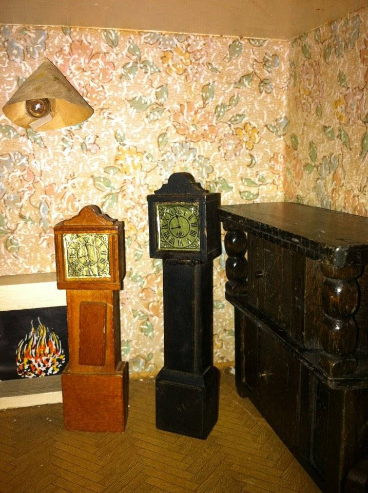2 barton clocks....